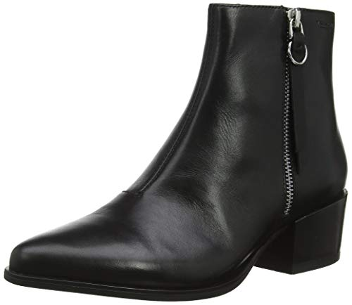 Vagabond Women's Marja Boots Leather Black in Size US 5.5