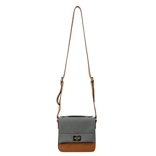 Prada 100% Leather Multi-Color Crossbody Women's Bag