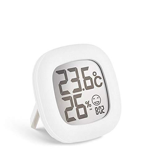 Thermomètre Thermomètre électronique Accueil Thermomètre intérieur hygromètre maison familiale bébé Chambre bébé et température compteur humidité température ambiante mètre thermomètre haute précision