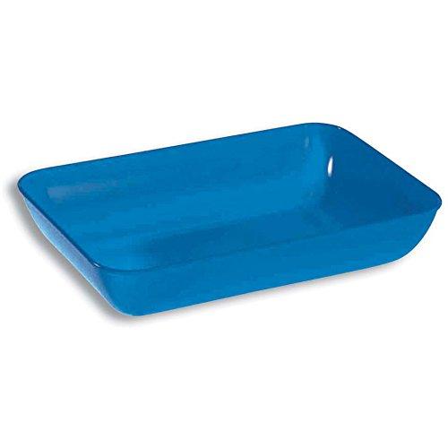 Materialschalen groß, 5 Stk., blau