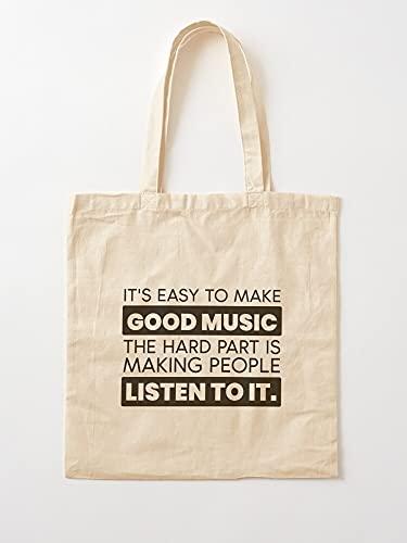 Générique Producer Music Engineer Composer Good | Einkaufstaschen aus Leinen mit Griffen, Einkaufstaschen aus robuster Baumwolle