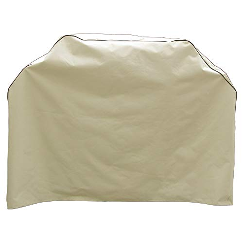 Direct store Parts DF912 Waterproof Heavy Duty BBQ Grill Cover for Weber (Genesis) ,Charmglow, Brinkmann, Jennair, Uniflame, Lowes, and Other Model Grills (Medium,Large,X-Large,XX-Large) (M 58*24*48)