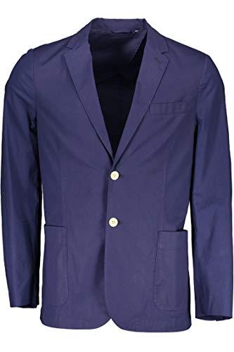 Gant 1801.7705026 Giacca Classica Uomo Blu 409 48