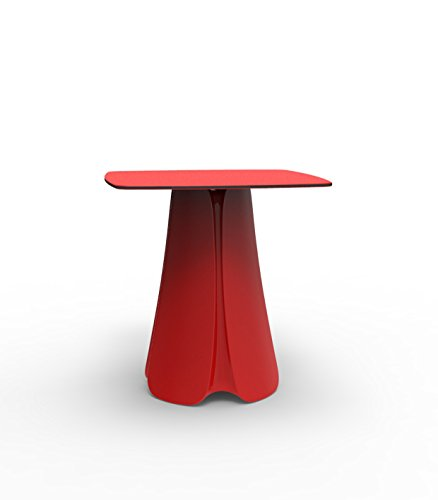 Vondom Archirivol Pezzetina Mesa Lacado Rojo 56013F 30,3 kg