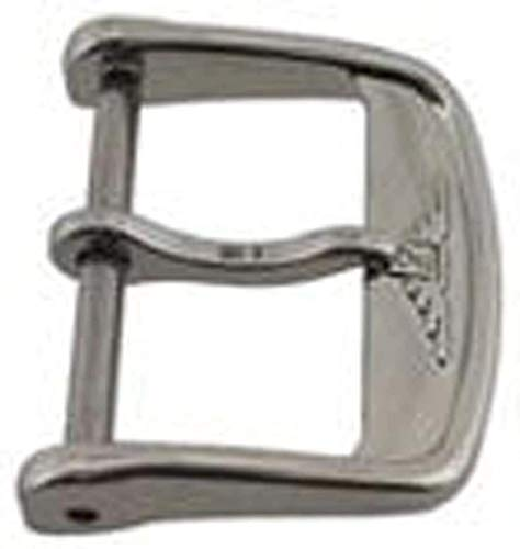 Longines Correa de Reloj Hebilla 18 mm Acero Inoxidable L22662