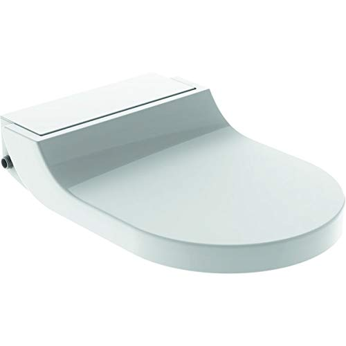Geberit AquaClean Tuma Classic WC-Aufsatz Alpin weiß #146.070.11.1
