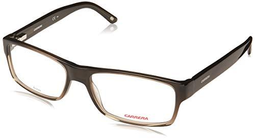 Carrera CA6180 Gafas, Shaded Gray, 55 para Hombre