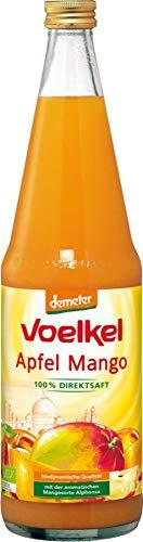 Voelkel Bio Apfel-Mango - 100% Direktsaft (1 x 700 ml)
