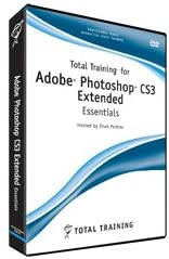 Total Training for Manufacturer Excellence regenerated product Adobe Extended: Photoshop Essentials CS3