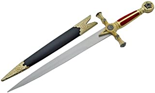 SZCO Supplies Masonic Gold Dagger