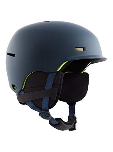 Anon Herren Highwire Snowboard Helm, Blue, Mittelgroß