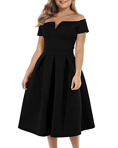 Best Cocktail Dresses for Plus Size Women