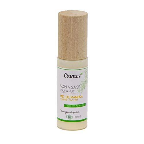 Cosmoz Gesichtscreme für Tag und Nacht mit Manuka-Honig