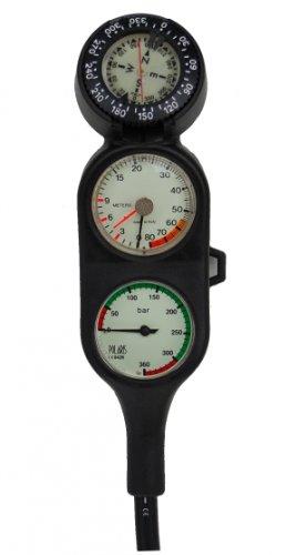 Polaris Top-Line 3er Konsole Finimeter...