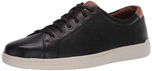 Rockport Men's Total Motion Lite Lace to Toe Sneaker, Black , 11 medium US