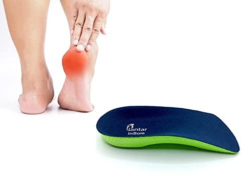 Plantilla plantar: cura el dolor de pie, dolor en el talón y dolor de fascitis plantar, (5 - 6.5 UK)