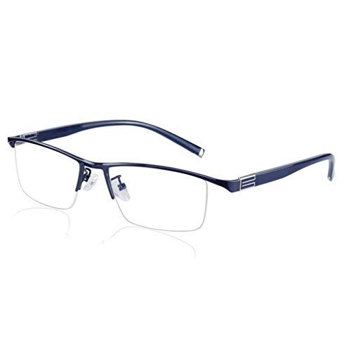 ZHANGYY Multi Focus Reading Glasses, Transition Photochromic Progressive Sunglasses - Radiation Protection/UV Protection