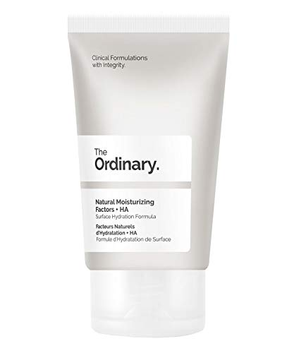 Crema hidratante para rostro The Ordinary Natural Moisturizing Factors +HA, 30ml