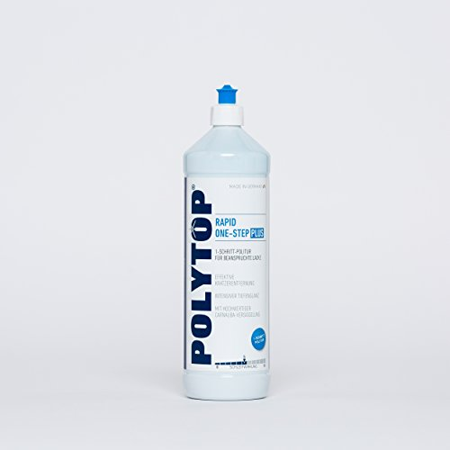 Polytop Rapid One-Step PLUS Politur Polish Schnellpolitur Ein-Schritt-Politur 1 L