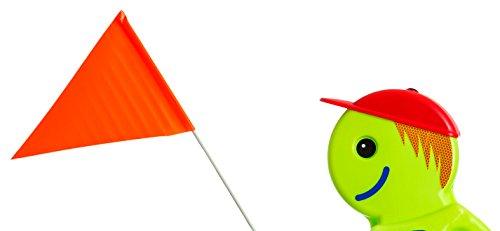 UvV-Shop (ES-Team Consult GmbH) 2 Stück Benni Brems Warnschild, Achtung, Warnung, Kinder, Warnmännchen, Laumännchen
