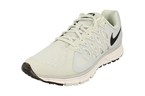 Nike Zoom Vomero 9 Team Uomos Running 659373 Sneakers Turnschuhe (UK 14 US 15 EU 49.5, Pure Platinum Black White 002)