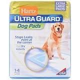 Hartz Guard Dog Pads, Extra-Large, 14-Count