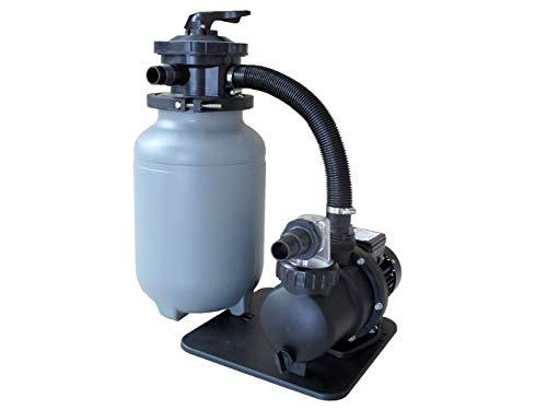 Sandfilteranlage OKU Trinidad Ø 250 mm mit SPS 50-1 230 Volt Pumpe