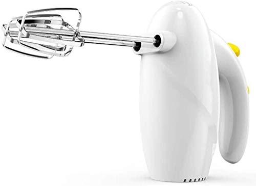 LCFF Batidora Amasadora Mezclador de Mano eléctrico del hogar Licuadoras de Mano Batidores 7 120W Velocidad de Cocina Hornear el Pastel de Crema de Huevo Mini Alimentos Batidor