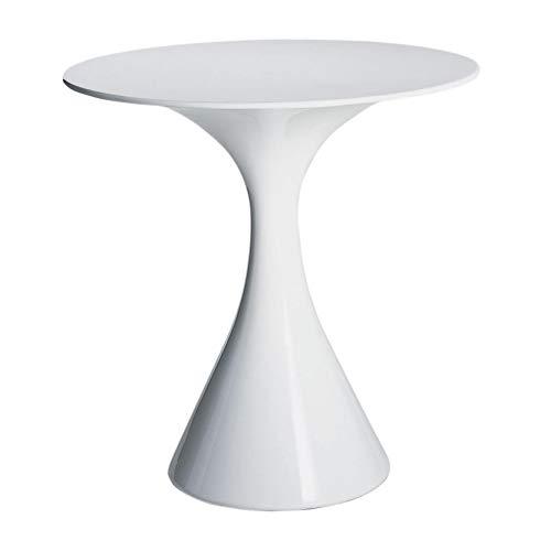 Driade Kissi Kissi - Table de Jardin blanc/mat/H 72cm / Ø 22cm