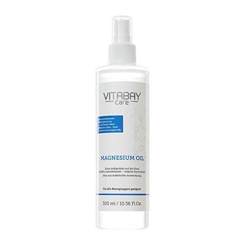 Original Zechstein Magnesium Öl - Magnesiumchlorid Spray - dermatologisch klinisch getestet (300 ml)