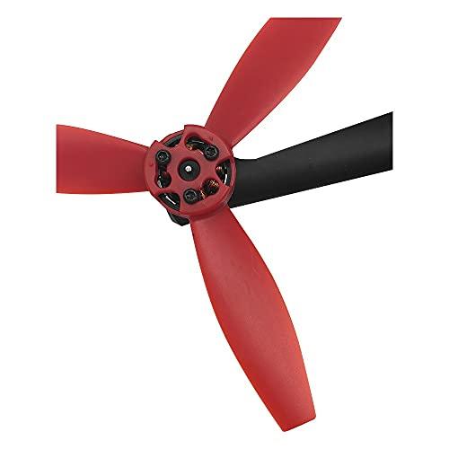 GEBAN 4 PZ per Parrot 2 Drone Elica Rotori Lama A Sgancio Rapido per Bebop 2 Fotocamera Droni Parti Puntelli di Ricambio CW CCW Accessori droni (Color : Red)