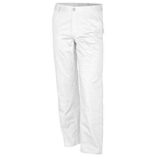 Qualitex - Bundhose Basic BW 240, Weiss, 42