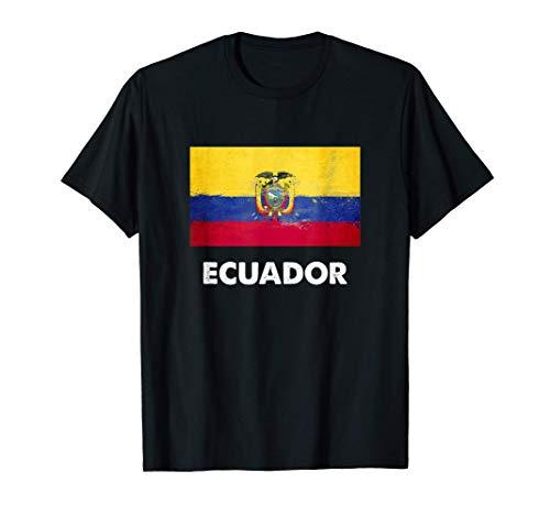 Ecuador Flagge Trikot | Ecuadorianer T-Shirt