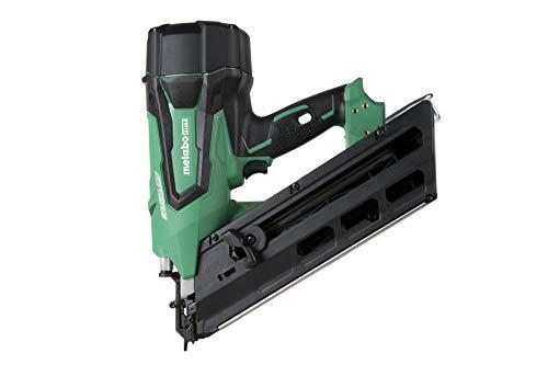Metabo HPT 18V Cordless Framing Nailer | Tool Only - No Battery | Brushless Motor | 2