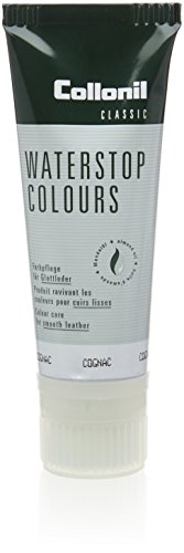Collonil WATERSTOP Classic (8) 75 ML Schuhcreme & Pflegeprodukte, Braun (cognac), Unisize