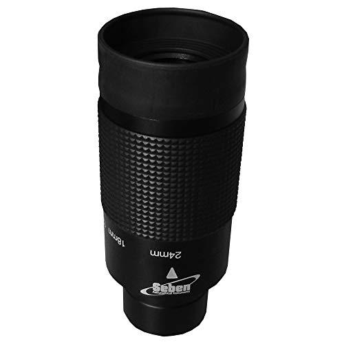 "Seben 31,7mm 1,25"" Zoom 8-24mm FMC Teleskop Okular"