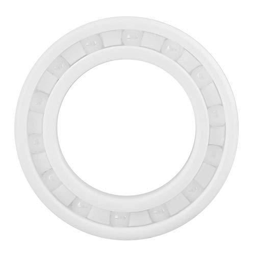 Vollkeramik Miniatur, weiße Farbe ZrO2 Vollkeramik Miniatur 6804 Kugellager 20 * 32 * 7mm