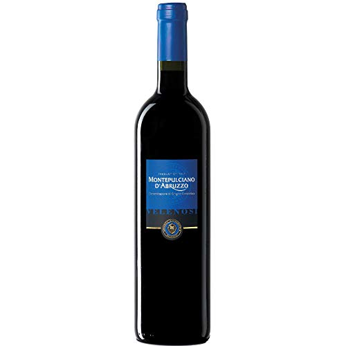 VELENOSI vinos - Ascoli Pieno (AP) Italia Montepulciano D'Abruzzo DOC Vino tinto italiano (1 JEROBOAM 3 litros)