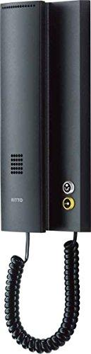 Ritto 1763040 - Receptor portero automático, color negro