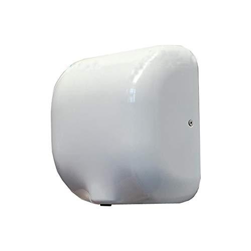 Händetrockner CITOMAT HT 26, Edelstahl weiß - Trockene Hände in 10 - 12 Sekunden. Luftgeschwindigkeit: 90m/s. Leicht zu reinigen. Infrarotsensor = kontaktloses und hygienisches Trocknen der Hände