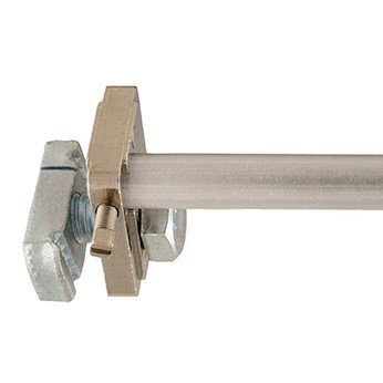 Cole-Parmer 916130 Channel Jacksonville Mall Limited price Connector Nickel-Plated Zinc Holds