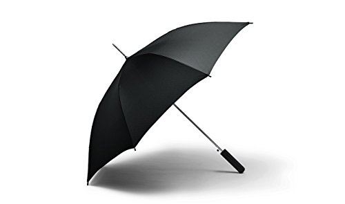 Original MINI Regenschirm Schirm Stockschirm grau - Kollektion 2016/18