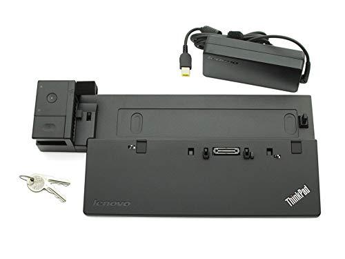 Lenovo Docking Station inkl Netzteil 90W Ultra Dock Original ThinkPad X260 20F520F6 Serie Generaluberholt