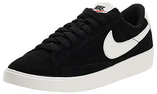 Nike Damen W Blazer Low Sd Basketballschuhe, Mehrfarbig (Black/Sail/Sail 001), 38 EU