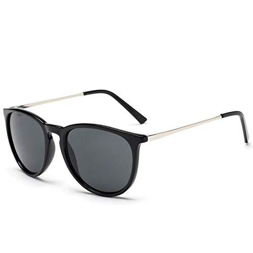 YUESHAO Gafas de Sol Gafas De Sol Clásicas Mujer Espejo Cat Eye Sunglass Rays Protection Sun Gafas Uv400