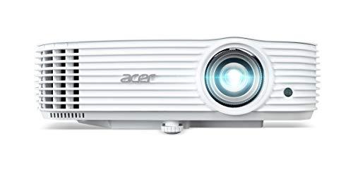 ACER P1655 Projektor (WUXGA, 1920x1200, 10.000:1 Kontrast, 4000 ANSI Lumen, HDMI/MHL, VAG, Composite, Audio, RS232) weiß
