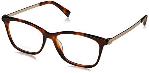 Max & Co. 396 Monturas de gafas para Mujer, Dark Havana, 52 mm
