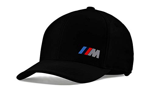 Original BMW M Collection Mütze Cap M Power Verstellband BMW M Streifen 80162454739
