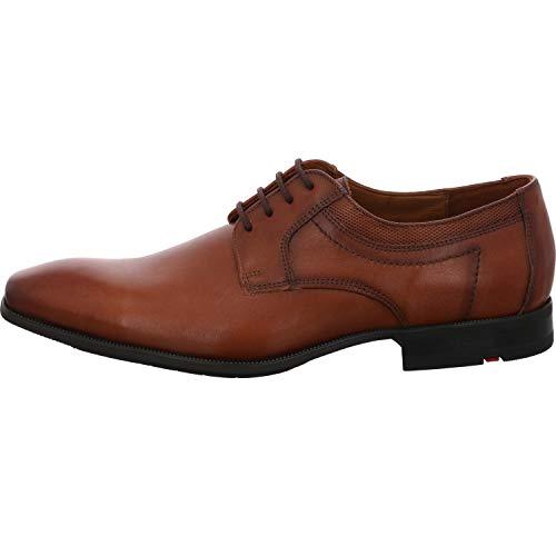 LLOYD Herren Lacour Uniform-Schuh, Braun (COGNAC), 42 EU