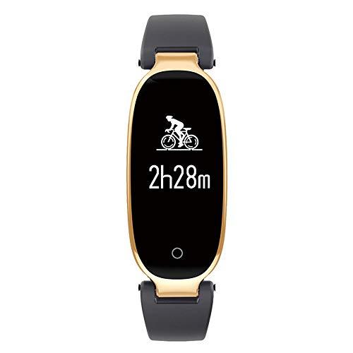 Sport Smart Armband Herzfrequenz-Blutdruckmessgerät Multifunktions-Schrittuhr Wear